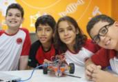 Robô criado por baianos participa da olimpíada | Divulgação