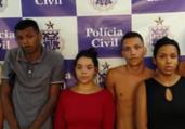 Sete pessoas são presas por tráfico de drogas | Divulgação | Polícia Civil