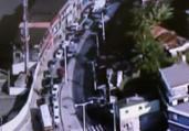Motoristas de vans fazem carreata em Salvador | Reprodução | TV Record