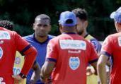 Bahia tenta fazer valer fator casa em jogo com o Goiás | Felipe Oliveira l EC Bahia