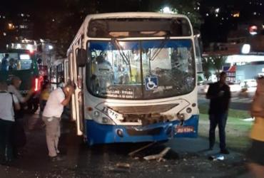 Acidente envolvendo ônibus deixa feridos na Av. Vasco da Gama | Cidadão Repórter | Via WhatsApp