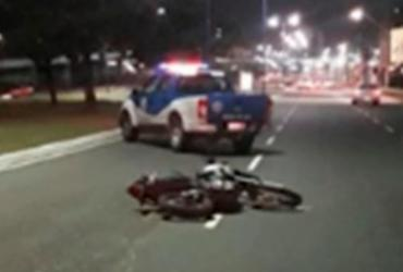 Duas pessoas morreram em acidente na avenida Bonocó   Reprodução I TV Bahia
