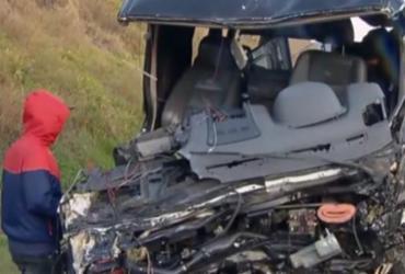 Acidente com a banda Sampa Crew deixa um morto e oito feridos | Reprodução
