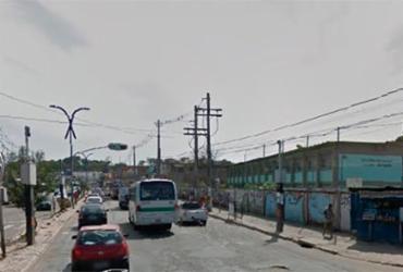 Uma pessoa fica ferida após ser atropelada por ônibus em São Cristóvão   Reprodução I Google Street View