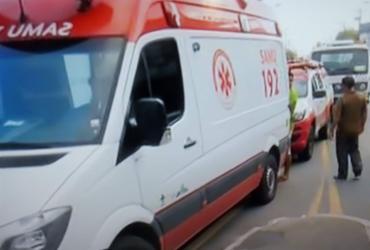 Idosa morre após ser atropelada no Largo de Roma | Reprodução I TV Bahia
