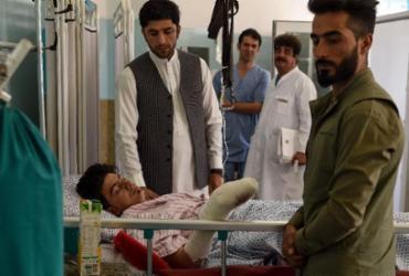 Estado Islâmico assume responsabilidade por ataque no Afeganistão | Wakil Kohsar | AFP
