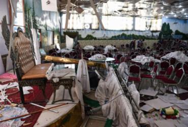 Afeganistão: ataque suicida em casamento mata 63 pessoas | Wakil Kohsar | AFP