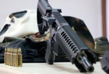 Registros de armas de fogo tem aumento de 120% em 2020 |