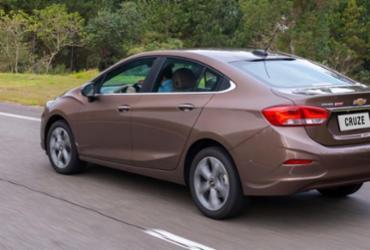Chevrolet Cruze Premier chega às concessionárias em setembro