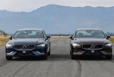 Volvo S60 chega para tirar o sono dos concorrentes   Divulgação