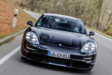 Porsche revela detalhes do Taycan | Divulgação