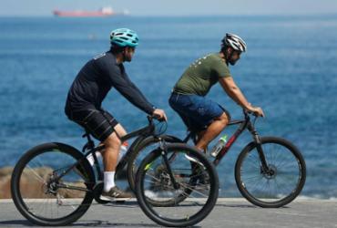 No Dia do Ciclista, campanha alerta sobre uso seguro da bicicleta | Rafael Martins I Ag. A TARDE