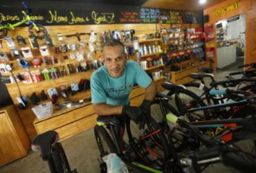 Negócios envolvendo bicicletas movimentam a economia baiana | Fotos: Rafael Martins l Ag. A TARDE