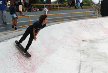 Lauro de Freitas sedia etapa do Circuito Brasileiro de Skate Profissional