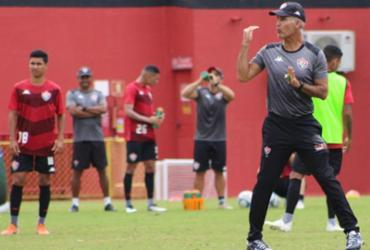 Marciel é a novidade do Vitória para encarar o Paraná | Divulgação l EC Vitória