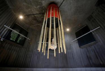 Espaço Coaty tem exposição inspirada em Walter Smetak | Adilton Venegeroles/ Ag. A TARDE