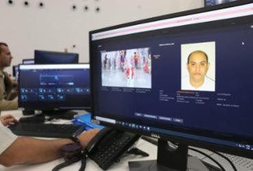 Condenado por tráfico de drogas é flagrado por reconhecimento facial | Divulgação | SSP