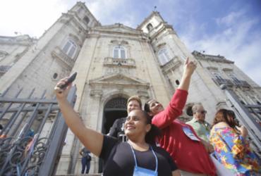 Eventos aquecem turismo em Salvador | Raul Spinassé l Ag. A TARDE