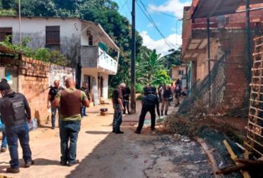 Dois homens são mortos após confronto entre facções rivais em Tancredo Neves | Nicolas Melo | Ag. A TARDE