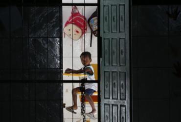 Escolas municipais possuem sérias deficiências estruturais | Rafael Martins l Ag. A TARDE