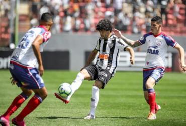 Bahia bate o Galo e alcança primeiro triunfo fora de casa | Divulgação | EC Bahia