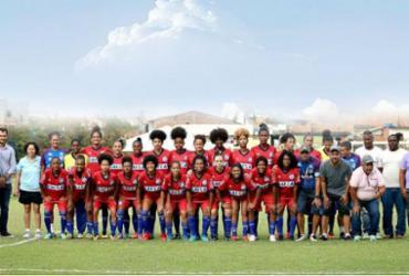 Bahia anuncia equipe própria de futebol feminino | Felipe Oliveira | EC Bahia