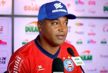 Gilberto viaja com elenco, mas Roger não garante presença do artilheiro | Felipe Oliveira | EC Bahia