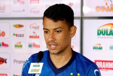 """Lucca avalia possibilidade de vaga na Libertadores: """"Não custa nada sonhar""""   Felipe Oliveira   EC Bahia"""