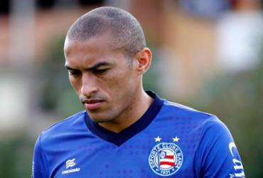 Exame não detecta lesão, mas Nino Paraíba segue como dúvida   Felipe Oliveira   EC Bahia