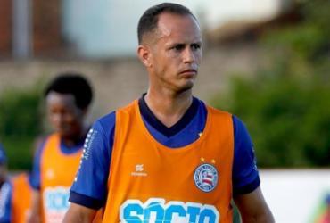 Com Guerra, Roger esboça time titular contra o CSA   Felipe Oliveira   EC Bahia