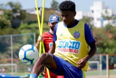 Promessa da base, meia Ramires está de saída do Bahia   Felipe Oliveira   EC Bahia