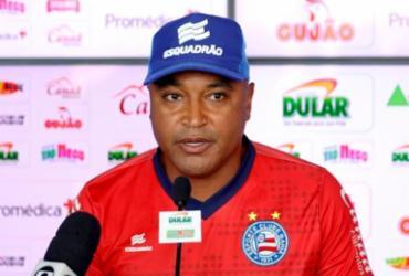 Roger rasga elogios a Gregore e pede atenção máxima do Bahia   Felipe Oliveira   EC Bahia
