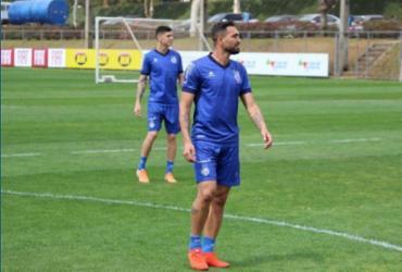 No CT do Cruzeiro, Bahia aprimora as bolas aéreas em último treino | Divulgação | EC Bahia