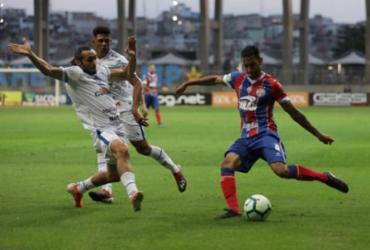Bahia vence o CSA e entra na briga por vaga na Libertadores   Uendel Galter   Ag. A TARDE