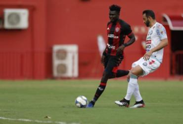 Vitória volta a tropeçar em jogo contra o Operário-PR no Barradão | Adilton Venegeroles | Ag. A TARDE