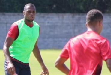 Everton Sena volta a treinar e fica mais perto de retorno no Vitória | Divulgação | EC Vitória