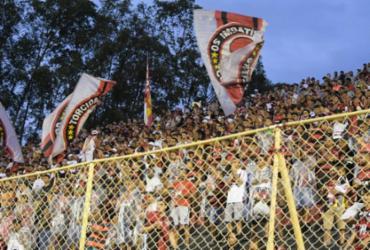 Vitória inicia venda de ingressos para duelo contra o Paraná | Divulgação | EC Vitória