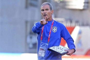Carlos Amadeu é o novo técnico do Vitória | Rafael Ribeiro | CBF