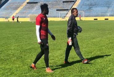 Vitória faz último treino antes de duelo contra o Brasil de Pelotas | Ascom | EC Vitória