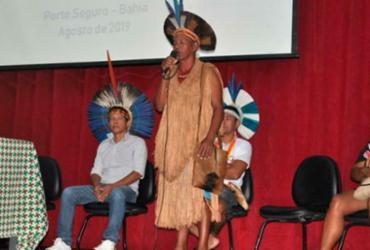 Professores indígenas recebem formação em Porto Seguro | Uenderson Charmosinho | Secretaria da Educação