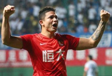 Ex-atacante do Vitória é convocado para seleção da China | Reprodução | Getty Images