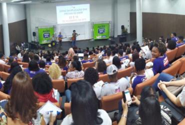 Estudantes da Região Metropolitana participam dos Aulões ENEM 100%