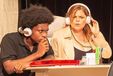 Espetáculo 'Lágrima Alegria' inicia temporada no Teatro Molière | Marcos Machado | Divulgação