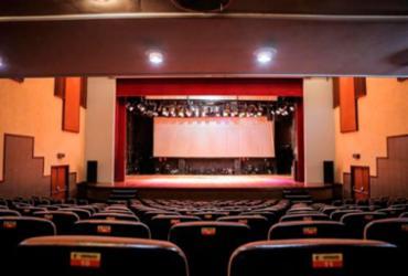 """Teatro Jorge Amado recebe exposição que representa o """"divino feminino""""   Reprodução   Facebook"""