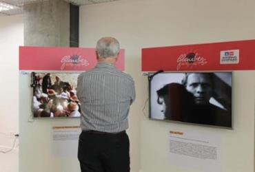 Exposição sobre Glauber Rocha é aberta em Vitória da Conquista   Elói Correia   GovBA