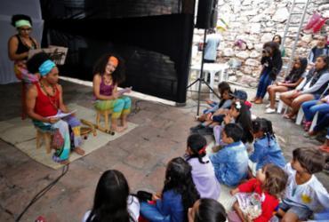 Feira Literária de Mucugê terá programação infantil de teatro e contação de histórias