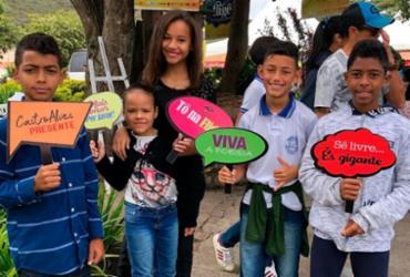 Terceiro dia da Fligê tem programação infanto-juvenil como destaque | Reprodução | Instagram