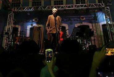 Abertura da Flipelô é marcada por homenagens ao poeta Castro Alves e performances artísticas | Uendel Galter I Ag. A TARDE