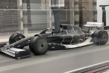 Fórmula 1 divulga protótipo de carro a ser usado pelas equipes a partir de 2021 | Divulgação l FOM