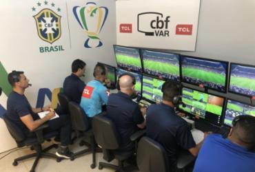 CBF vai liberar imagens de revisão do VAR durante as transmissões | Fernando Torres | CBF